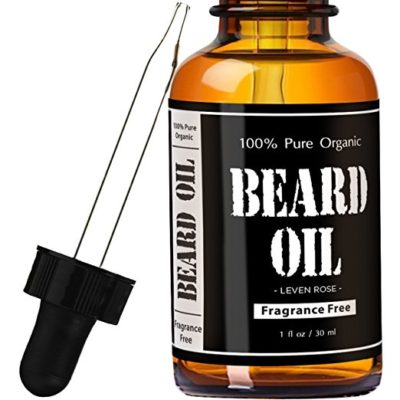 pure organic beard products