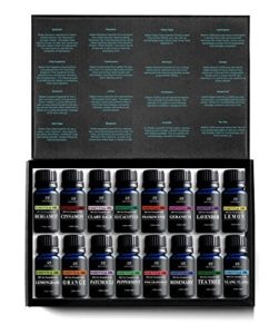 essential oils for making beard oil