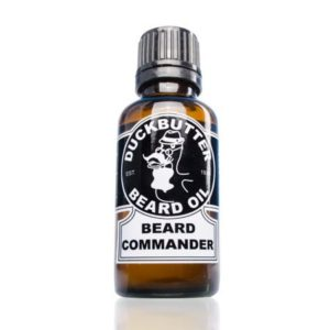 beard commander beard oil review