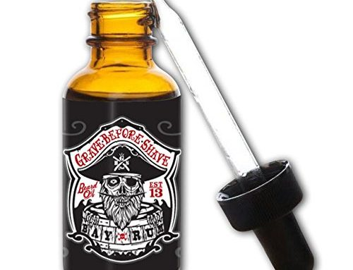 Grave Before Shave Beard Oil Review