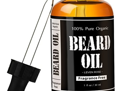 Leven Rose Organic Beard Oil