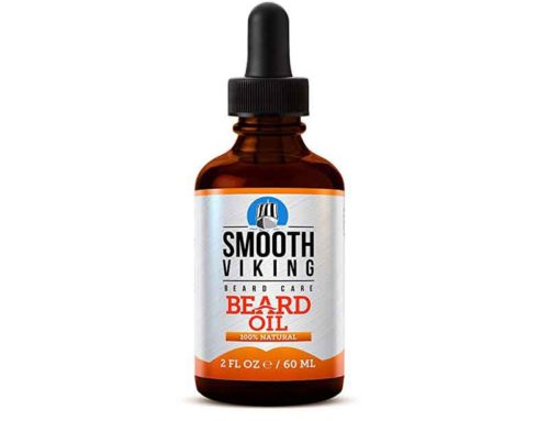 Smooth Viking Beard Oil Review